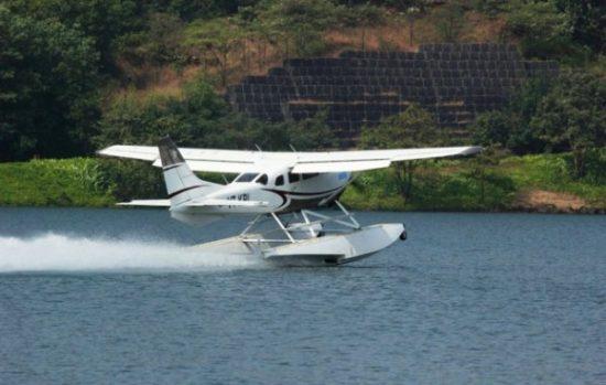 Goa set to launch seaplane rides for tourists