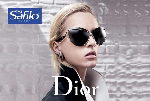 safilo eyewear  Safilo to launch Dior eyewear in India