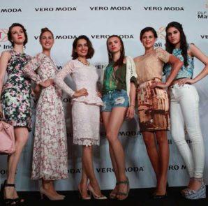 VERO MODA Store launch at DLF Mall of India, Noida with Kangana Ranaut