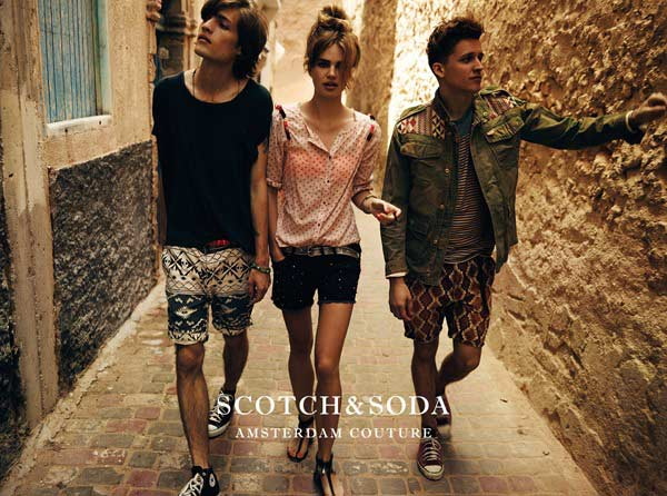 Reliance Brands to bring Dutch fashion label Scotch & Soda