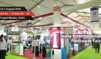 Jaitley to inaugurate India International Footwear Fair