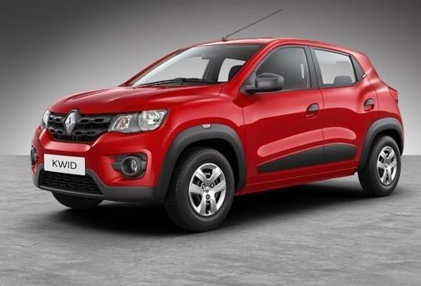 Renault Kwid 1 0