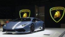 Lamborghini launches Huracan Avio for Rs 3.17 crore