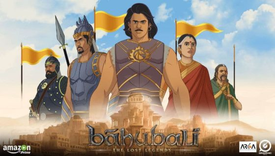 Amazon to Air an Animated Series Based 'Baahubali'