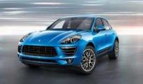 Porsche India launches new SUV Macan