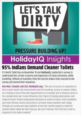 World Toilet Day Info-graphic 1
