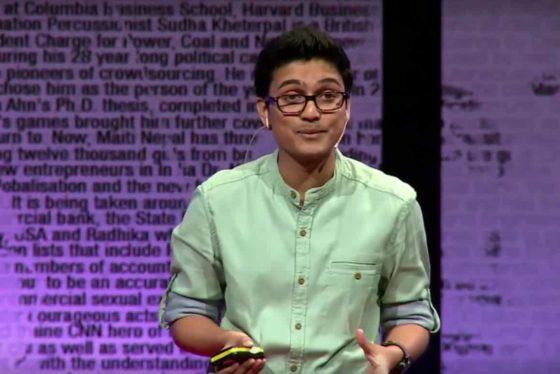 Deepak Ramola, Founder & Artistic Director of Project FUEL. http://projectfuel.in
