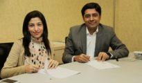 Vikran from GMAC and Chandini Credila