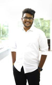 Jonna Venkata Karthik Raja, Founder, Paperboy