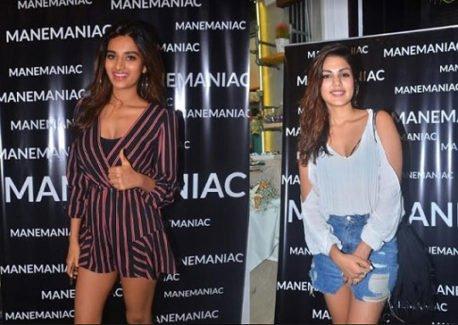 Celebrity Hairstylists Launch Hair Studio 'Manemaniac' with Bollywood Stars