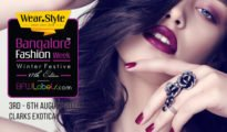 17th Edition of Wear.style Bangalore Fashion Week