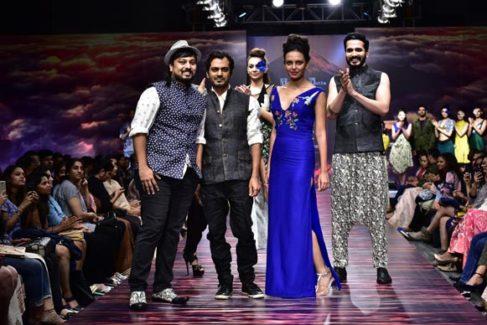 Day 1 at Wear. Style Bangalore Fashion week, 2017