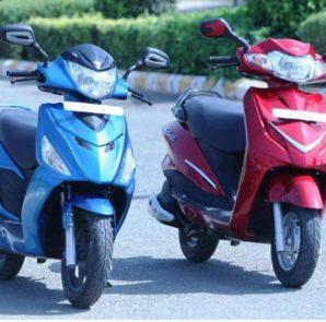 Hero MotoCorp presents 150 scooters to policewomen in Hyderabad