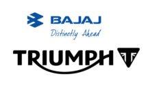 Bajaj Auto announces global tie-up with Triumph Motorcycles