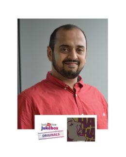 Aditya Kuber, Associate Vice President-Audio Entertainment, BookMyShow