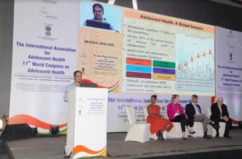 Manoj Jhalani, Additional Secretary and Mission Director, National Health Mission (NHM)