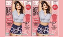 Cover - Cosmopolitan - October 2018