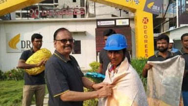 DRA Homes Felicitates the Unsung Heroes of the Construction Industry