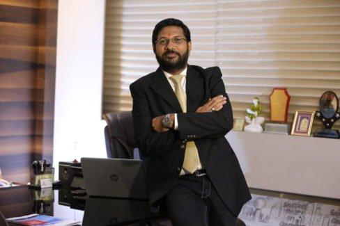Ramesh Sanghvi, CMD, Sanghvi Parrsssva