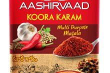 ITC Aashirvaad 'Koora Karam' Masala in Telangana & Andhra Pradesh