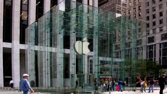 Apple's Fifth Avenue-like Stores In India