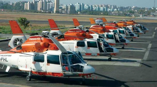 IRCTC to Sell Tickets for Pawan Hans