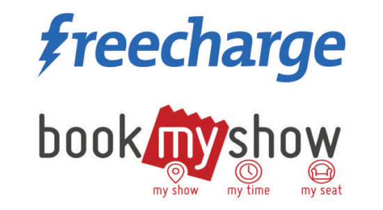 FreeCharge partners with BookMyShow