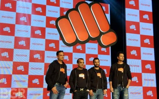 Micromax aims to be among top 5 globally by 2020
