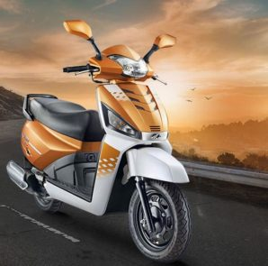 Mahindra Launches the New & Distinctively Styled Gusto 125