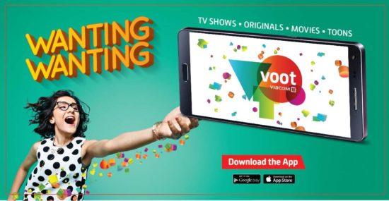 VOOT Brand Campaign
