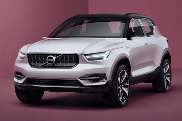 Volvo 40 Series Compact Cars To Enter India In 2018 Estrade