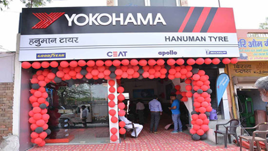 Yokohama India sets up its first outlet in Haryana