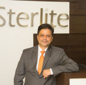 Anand Agarwal, CEO, Sterlite Technologies