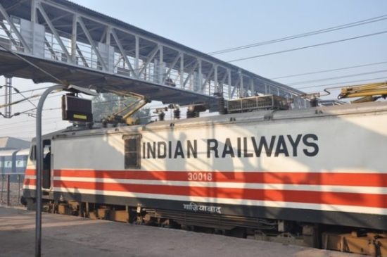 Indian Railways goes green as solar-powered train set for trial