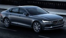 Volvo S90 to Offer Radar Tech in India