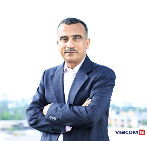Sudhanshu Vats, Group CEO, Viacom18