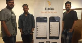 Zapplon help user's book cabs at the best price