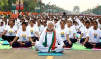 India gears up for 2nd International Yoga Day