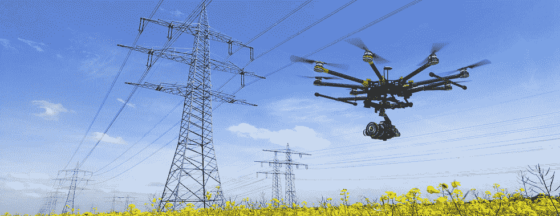 The use of drones will increase the uptime of the grid, reduce transmission tariffs, avoid grid blackouts, and save the environment