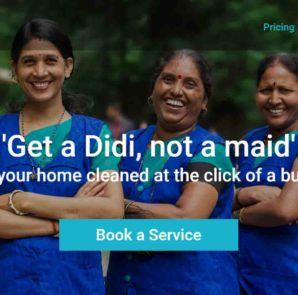 Mydidi.in is an on-demand, hyper-local platform for excellence in high-frequency services www.mydidi.in