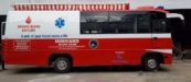 Infosys Foundation has Donated a Blood Bank Van