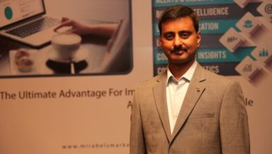 Prudhvi Raju Manthena, Director – Technology, Mirabel Technologies