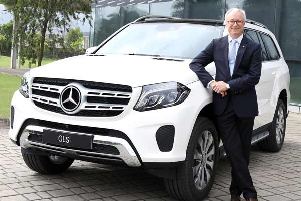 Mercedes-Benz GLS 400 4MATIC Launched at Rs 82.90 Lakh