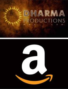 Amazon, Dharma Productions ink pact to stream films