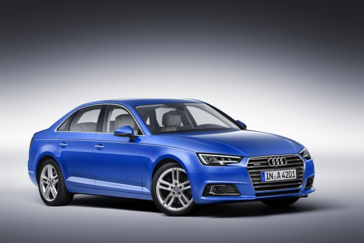 Audi A4 30 TFSI launched at INR 38.1 Lakhs in India