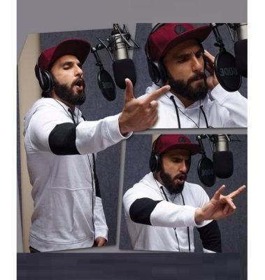 Ranveer Singh to Rap in a Digital Video