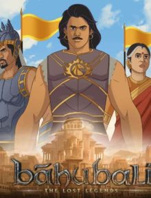Amazon to Air an Animated Series Based 'Baahubali'