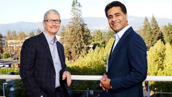 Apple Partners With Deloitte To Pursue Enterprise Business