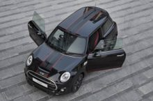 The MINI Cooper S Carbon Edition, Exclusively Available for Booking on Amazon