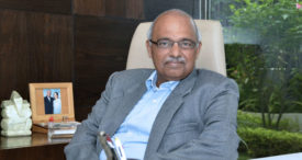 """""""Infra projects and affordable housing will define the future"""": R. Vasudevan"""